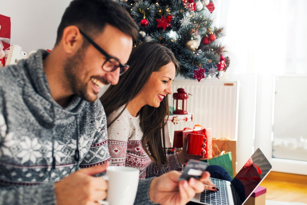 Don't let holiday shopping negatively impact your credit score