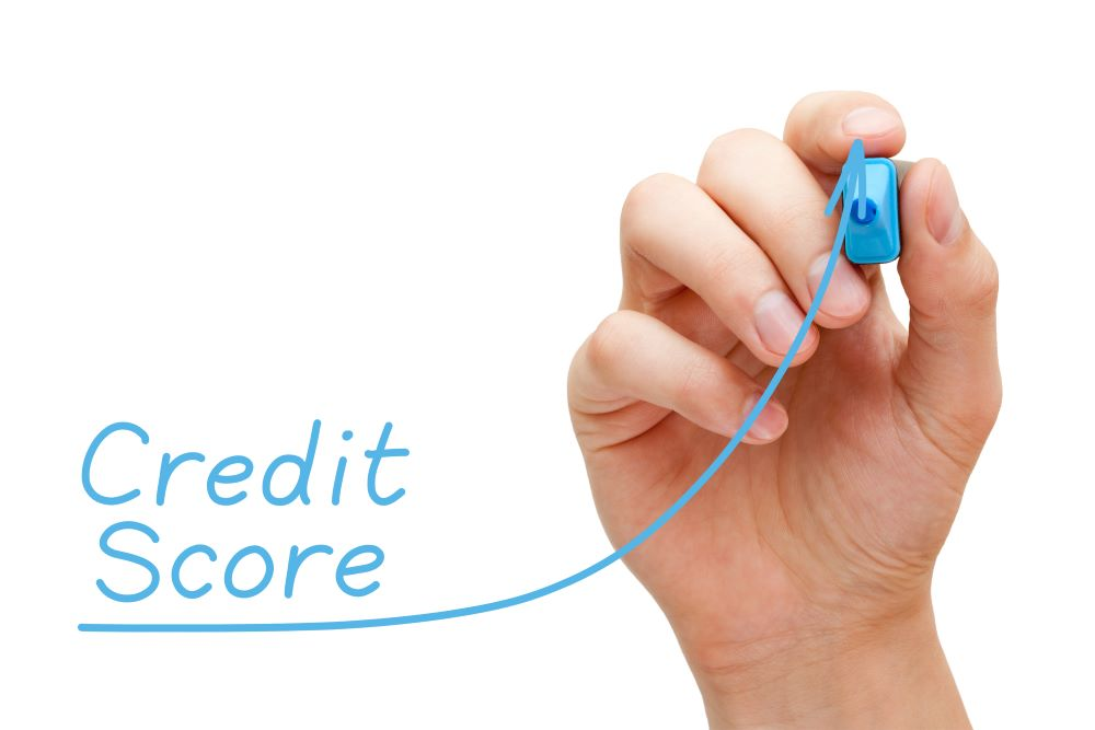 Reach your credit score goals.
